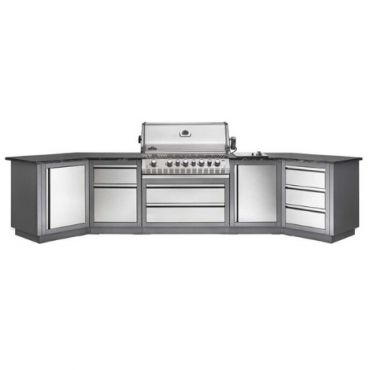 Napoleon Oasis 6-Piece Outdoor Kitchen