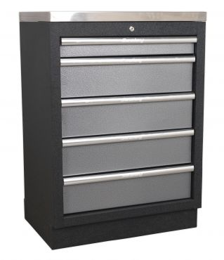 Sealey 5 Drawer Cabinet - SSLP5Drawer