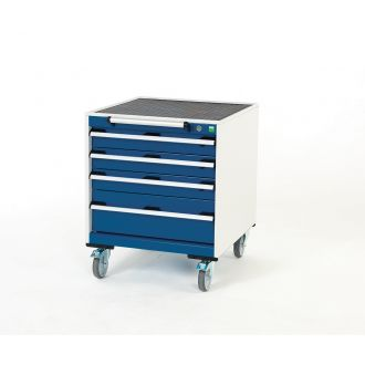 Bott Cubio 650mm Wide Mobile Cabinets