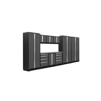 10 Piece Cabinet Set N50102/12 - Bold 3.0 Series Medium Duty