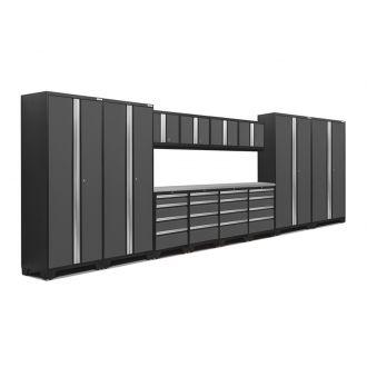 14 Piece Cabinet Set N50075/73 - Bold 3.0 Series Medium Duty