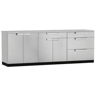 Outdoor Kitchen Cabinet 4 Piece Set - N65052