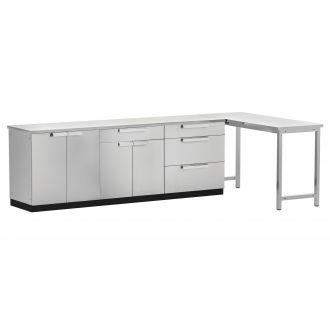 Outdoor Kitchen Cabinet 5 Piece Set - N65062