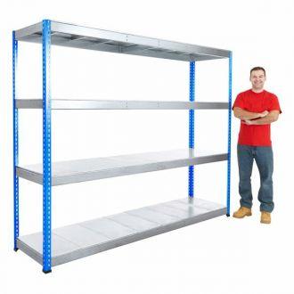 400kg UDL Industrial Steel Racking Shelves