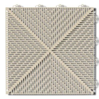 Outdoor PVC Tile - Sand