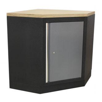 Sealey Modular Corner Floor Cabinet - SSLPCornerCup