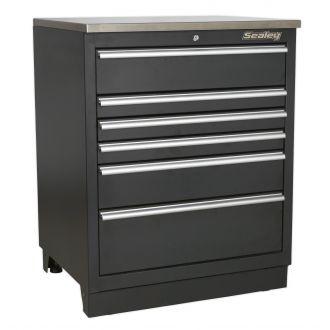 Sealey Premier 6 Drawer Cabinet - SP6DRAWER
