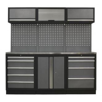 Sealey 6 Cabinet Set SSLP05 - Superline Pro Range