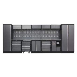 Sealey 12 Cabinet Set SSLP01 - Superline Pro Range