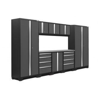 9 Piece Cabinet Set N50116/17 - Bold 3.0 Series Medium Duty