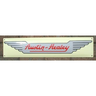 Enamel Sign Austin Healey