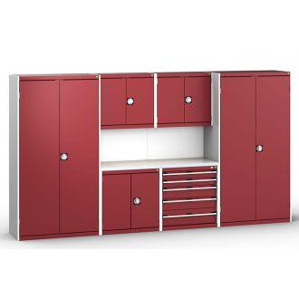 Bott Cubio 6 Cabinet Arrangement BC6PA