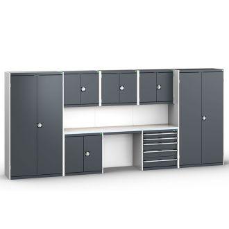 Bott Cubio 7 Cabinet Arrangement BC7PA