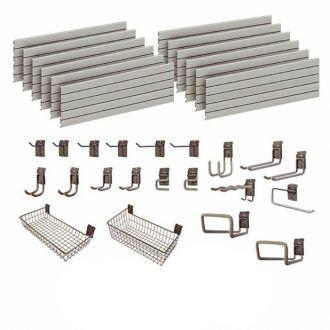 Garage Wall Storage Storewall Kit  - 21 Accessories DSW162