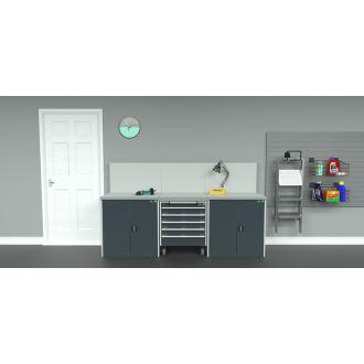 Bott Cubio 3 Cabinet Arrangement BC3PA