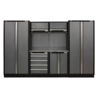 Sealey 6 Cabinet Set SSLP04 - Superline Pro Range