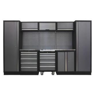 Sealey 8 Cabinet Set SSLP03 - Superline Pro Range