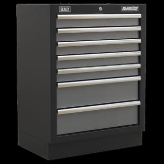 Sealey 7 Drawer Cabinet - SSLP7Drawr