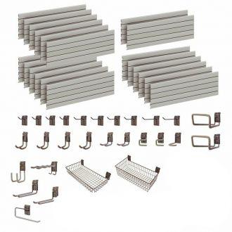 Garage Wall Storage Storewall Kit  - 28 Accessories DSW163