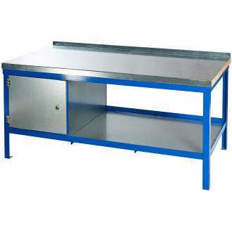 Super Heavy Duty Steel Top Workbench