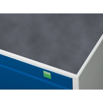 Bott Cubio Metal Top Tray - Various Widths