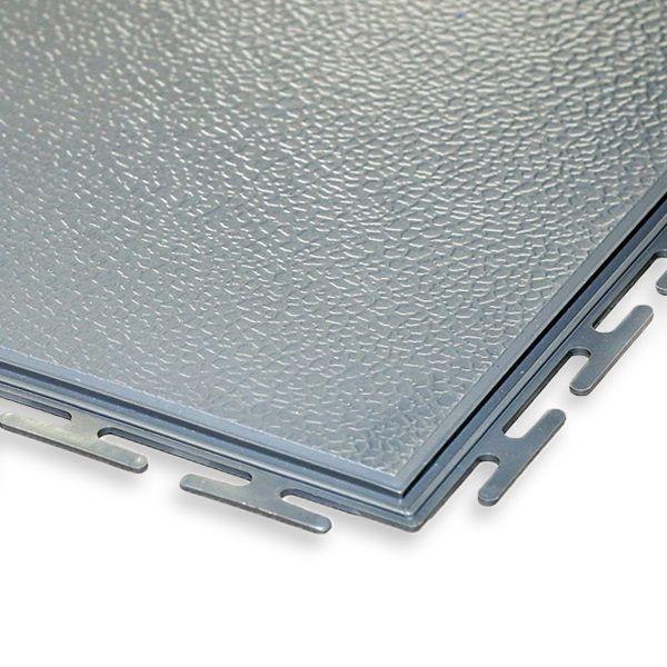Garage Floor Tiles 6mm Hidden Joint PVC Vinyl