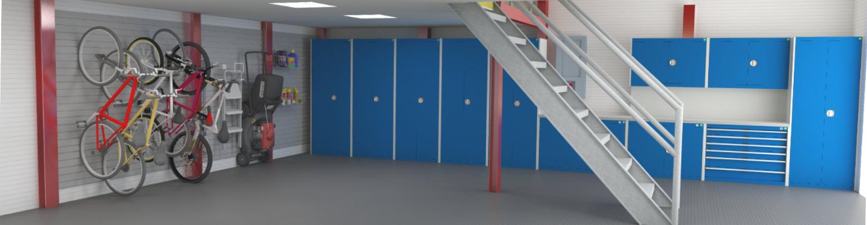 Garage Interior Design And Installation From Garagepride