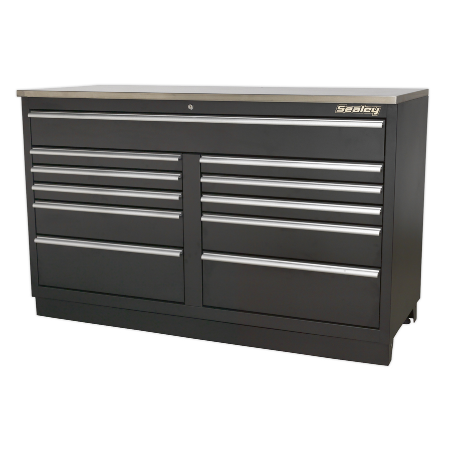 Sealey Premier double drawer modular cabinet