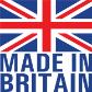 Made In Britain PVC Tile Flooring