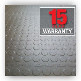Domestic and Workshop Interlocking PVC Garage Floor Tiles